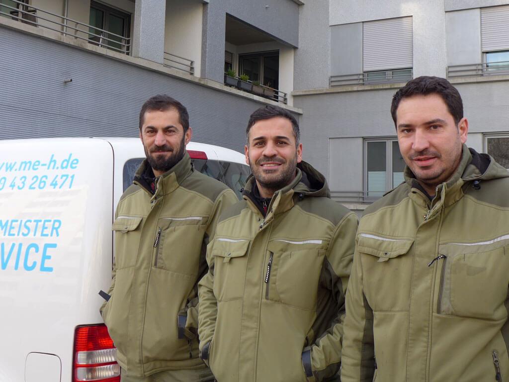 ME Hausmeiser-Service Team